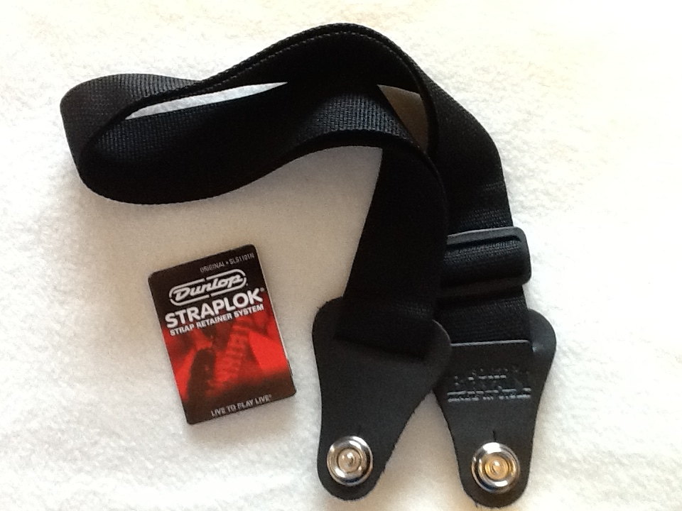 Qchord Strap And Locking System