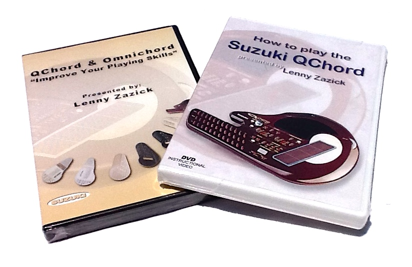 Instruction Dvds How To Play The Qchord And Improving Your Skills